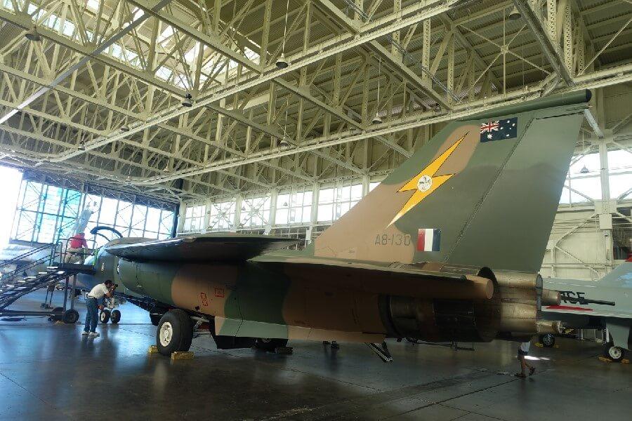 Australian F18 fighter jet