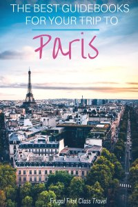 Best guidebooks for trip to Paris