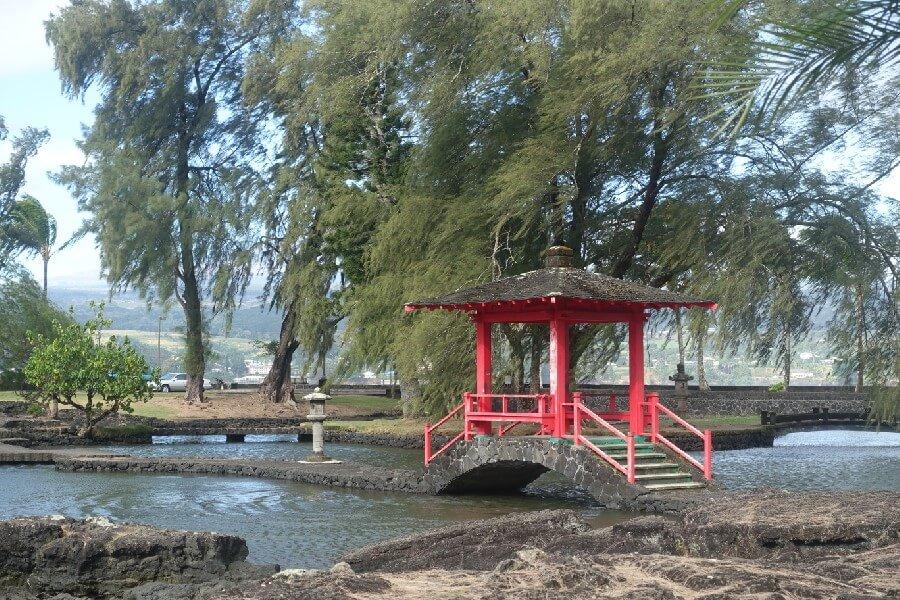 Liliuokalani gardens Hilo