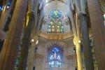 Sagrada Familia tips:  Sagrada Familia inside visit